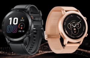 Honor Magic Watch 2 officialisée : une montre connectée aux airs de Huawei Watch GT 2