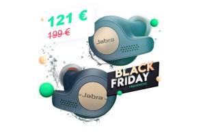 Les écouteurs sans fil Jabra Elite Active 65t tombent à 121 € pour le Black Friday
