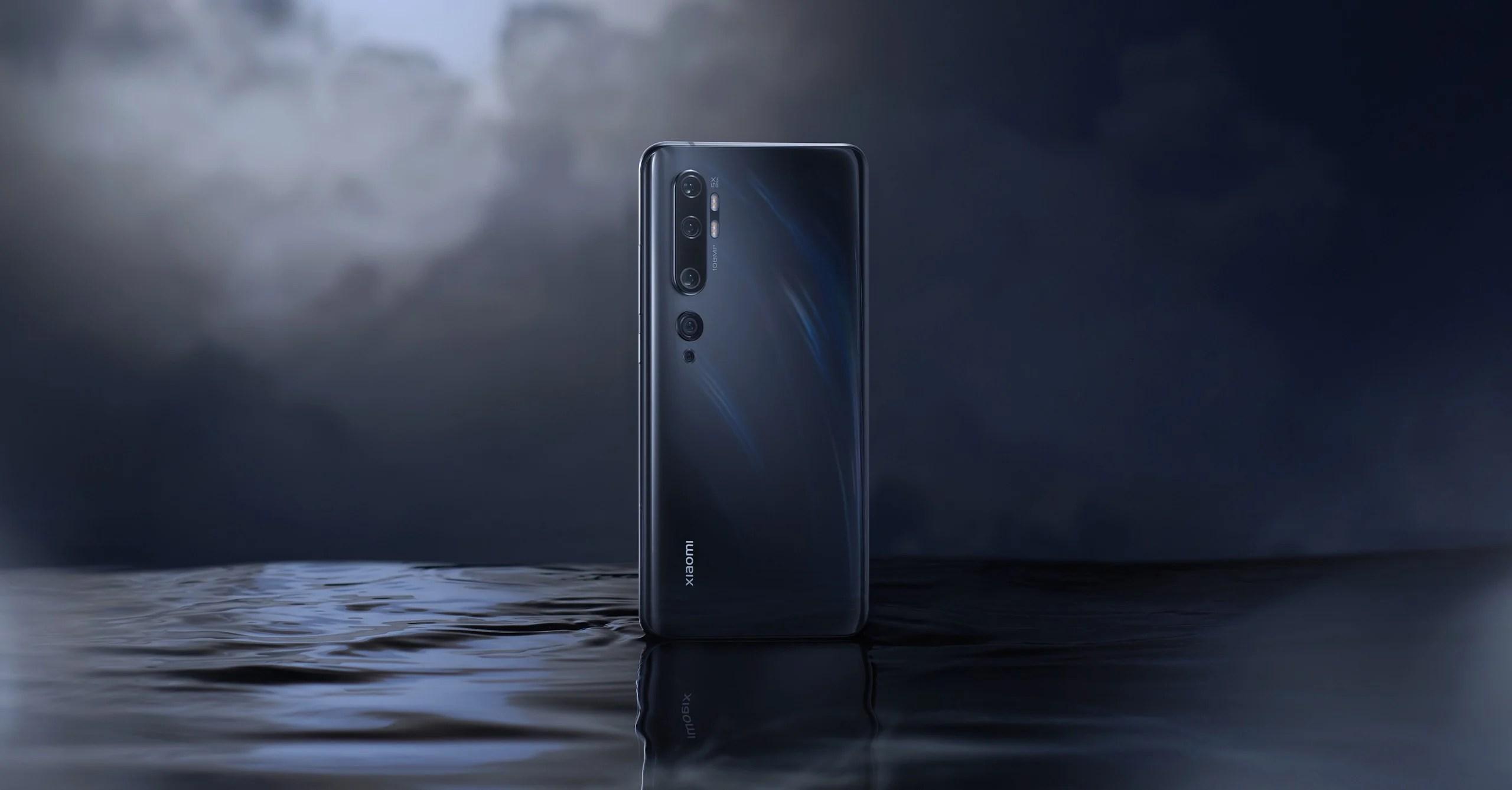 Xiaomi Mi Note 10 et Smart TV 4S officialisés, Orange se lance dans la 5G – Tech'spresso