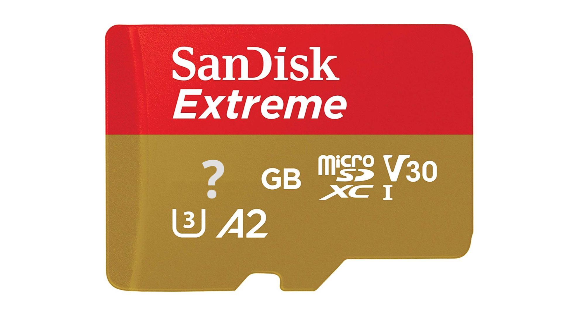 La meilleure microSD pour filmer en 4K est disponible à partir de 11euros