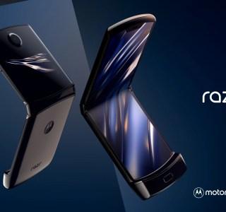 Motorola RAZR : le smartphone pliable à clapet est officiel