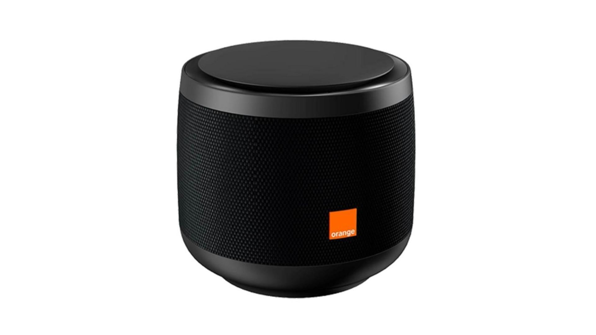Orange commercialise enfin son enceinte Djingo à 149,99 euros