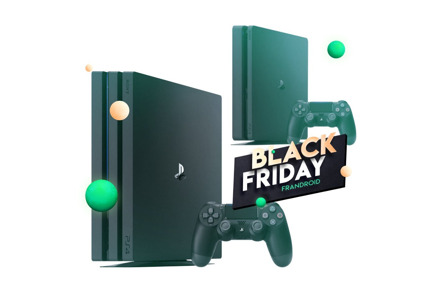 Dites merci au Black Friday, la PlayStation 4 est disponible à partir de 189 €