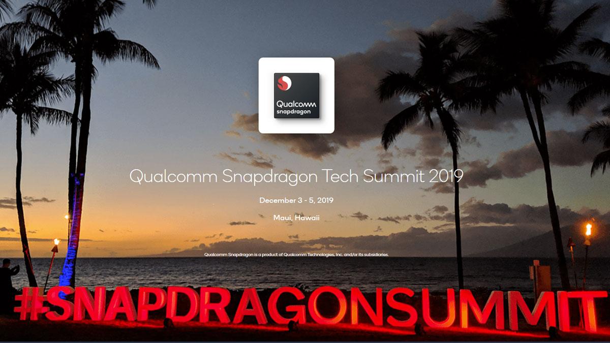 Snapdragon 865 en approche : le Qualcomm Tech Summit est annoncé