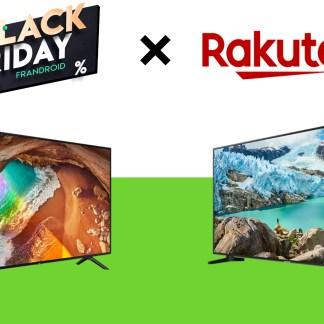 Pour le Black Friday, la TV Samsung QLED QE55Q60R sous la barre des 700 euros