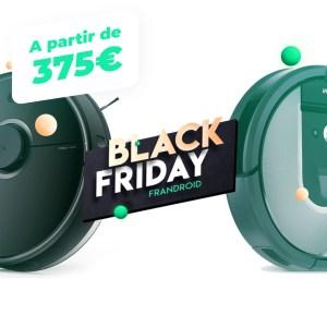 Embauchez un robot, les Roborock S5 et Roomba 960 sont à moins de 400 euros pour le Black Friday