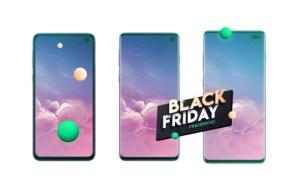 Toute la famille Samsung GalaxyS10 déstockée pour la Black Friday Week