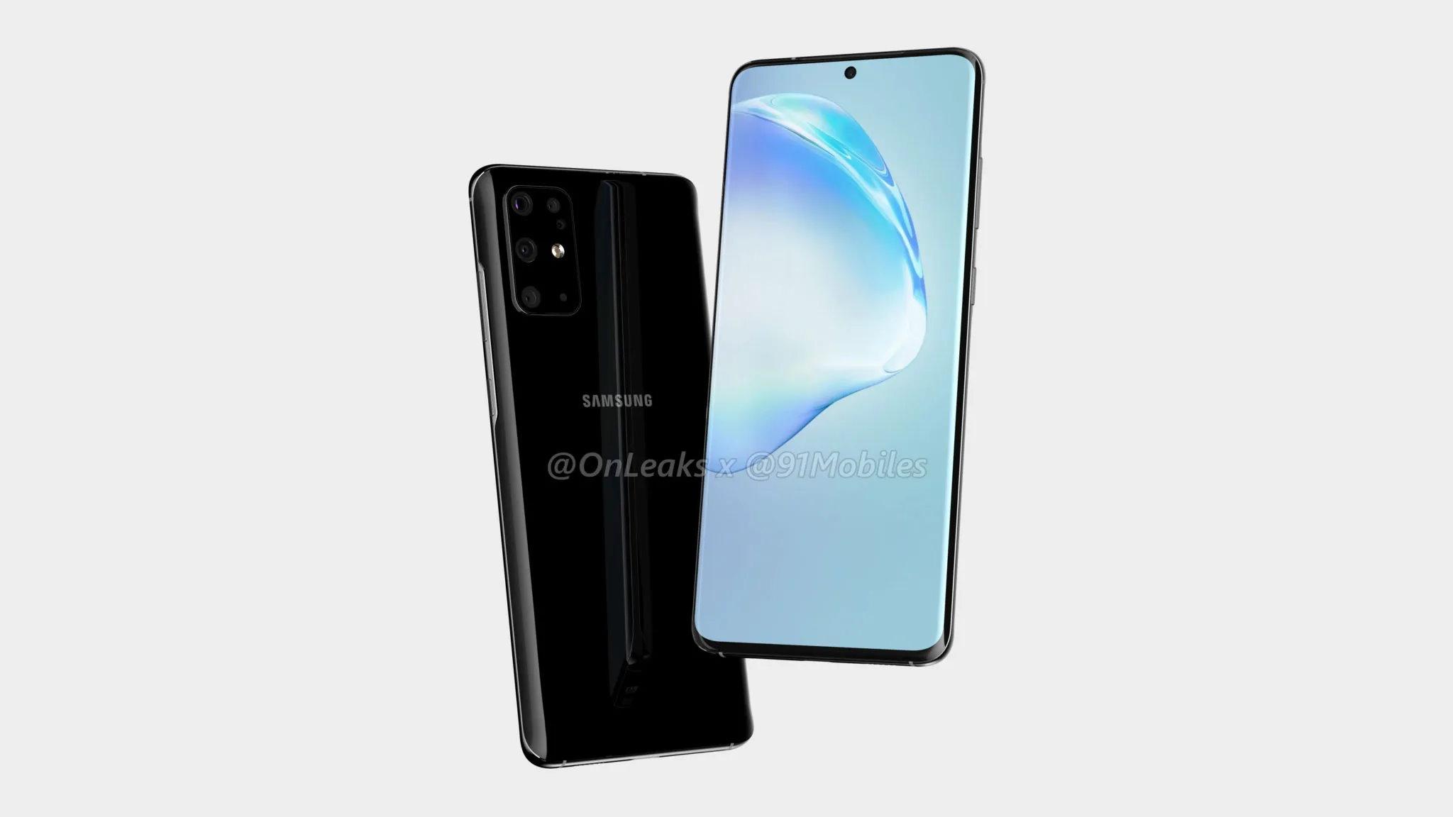 Samsung Galaxy S20 (S11) : One UI 2.0 révèle plus d'infos sur la photo et la vidéo