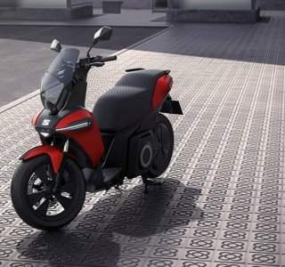Seat eScooter 125 : ce scooter électrique arrive bientôt en France à moins de 6500€