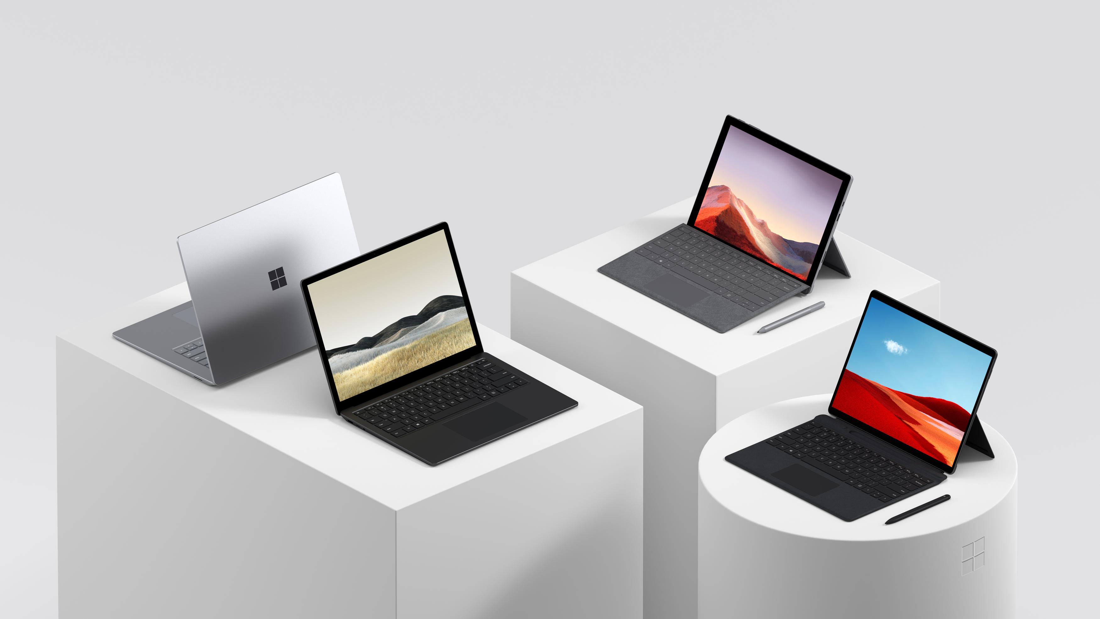 Quelle Microsoft Surface choisir en fonction de ses besoins ? Nos conseils