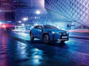 Lexus UX 300e officialisé : un SUV électrique à l'autonomie limitée en perspective