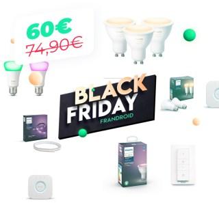 Les meilleures offres Philips Hue du Black Friday, que la lumière soit