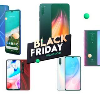 Les smartphones Xiaomi (dont le Redmi Note 8) font aussi leur Black Friday