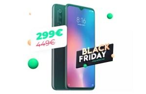 L'excellent Xiaomi Mi 9 à moins de 270 euros pour le Cyber Monday de Cdiscount