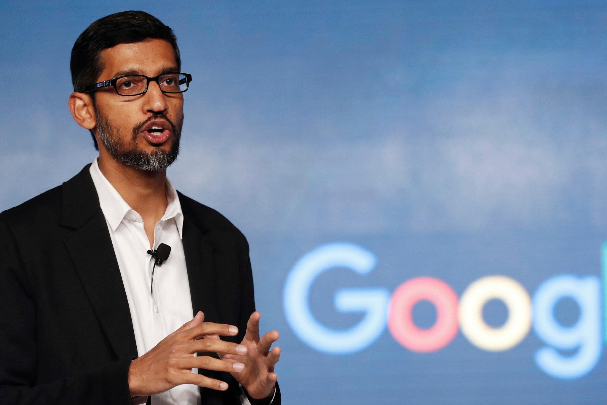 Google va investir 10 milliards de dollars aux États-Unis en 2020