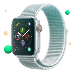 Amazon déstocke l'Apple Watch Series 4 (GPS + Cellular) pour le Cyber Monday