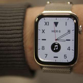 Tout va bien pour Apple: l'iPhone, les AirPods et les services cartonnent
