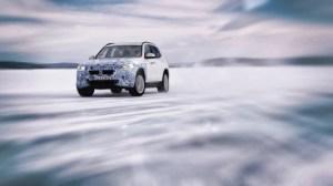 BMW iX3 : l'autonomie et la puissance du SAV électrique prennent du galon avant sa sortie
