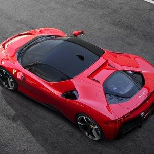 Ferrari ne passera aux véhicules tout électrique qu'en 2025 au plus tôt