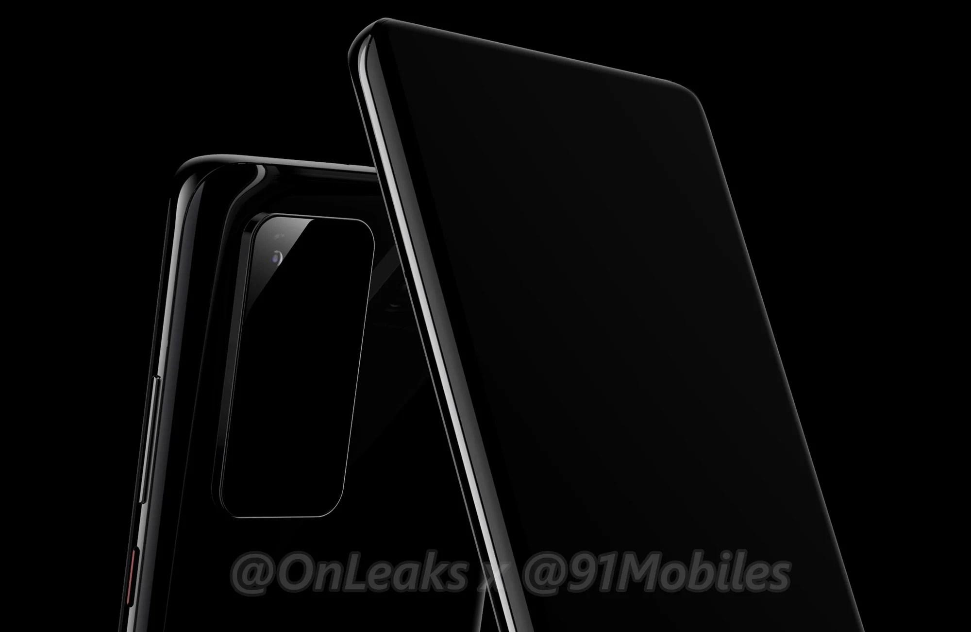 Huawei P40 Pro : un zoom optique 10x serait bien au programme