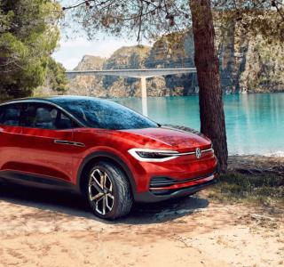 ID. Crozz : Volkswagen évoque un prix décent pour son SUV électrique tout confort