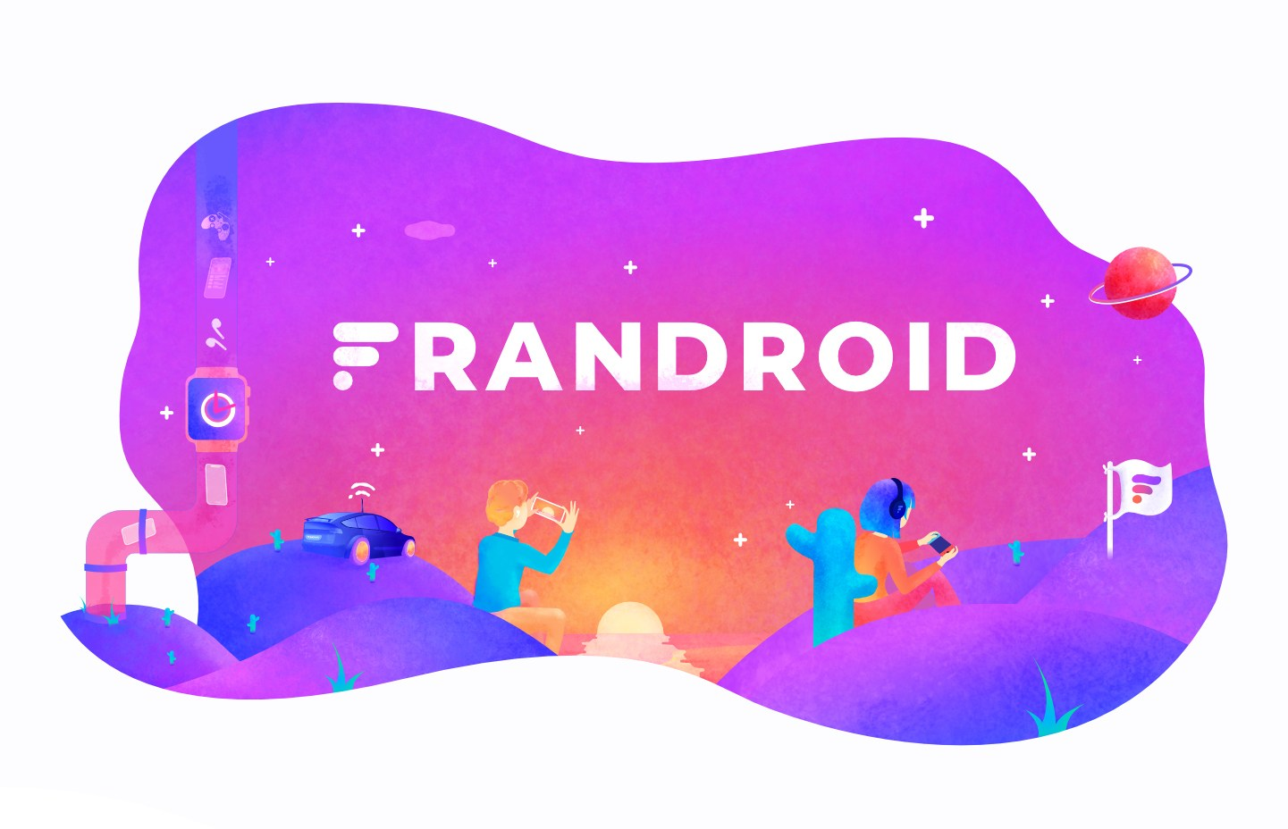FrAndroid devient Frandroid
