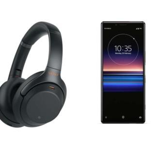 Fnac/Darty brade enfin le pack Sony Xperia 1 avec le casque WH-1000XM3
