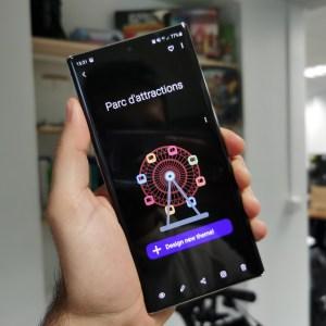 Samsung : créez vos propres thèmes avec cette nouvelle application