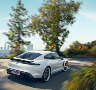 Porsche Taycan Turbo : seulement 323 kilomètres d'autonomie selon l'EPA