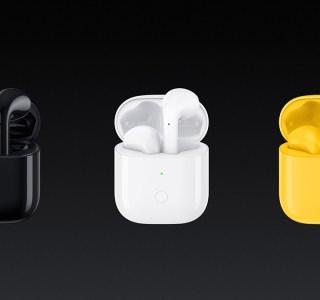 Les écouteurs Realme Buds Air annoncés, de bonnes copies d'AirPods