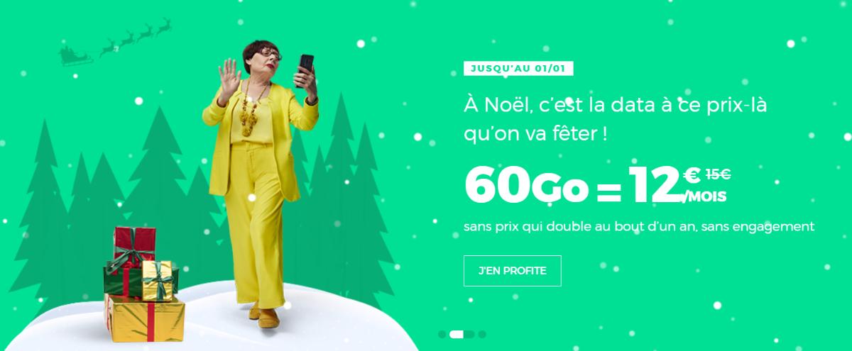 RED by SFR : profitez de smartphones à prix réduit avec le forfait mobile 60 Go à 12 euros