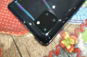 Le Samsung Galaxy Note 10 Lite a été aperçu dans la nature