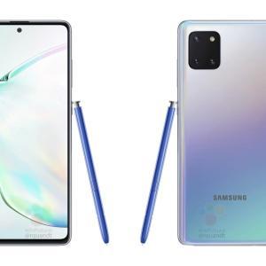3 actualités qui ont marqué la semaine : Galaxy Note 10 Lite, clone de Nintendo Switch et iPhone en 2019
