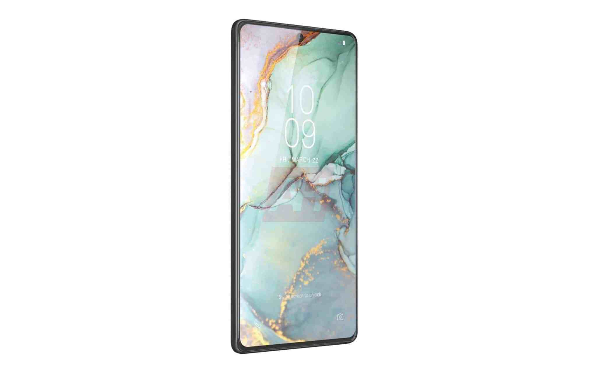 Samsung Galaxy S10 Lite : son design se confirme encore plus avec ce document