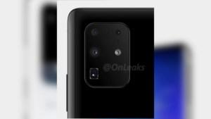 Samsung Galaxy S20 : son appareil photo se dévoile, vidéo 8K au programme