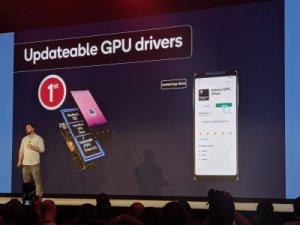 Qualcomm Snapdragon 865 : les pilotes graphiques seront sur le Play Store