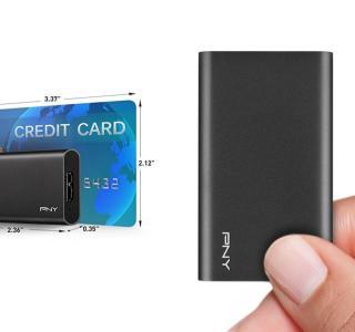 Moins de 50euros pour le plus petit et le plus mignon des SSD portables