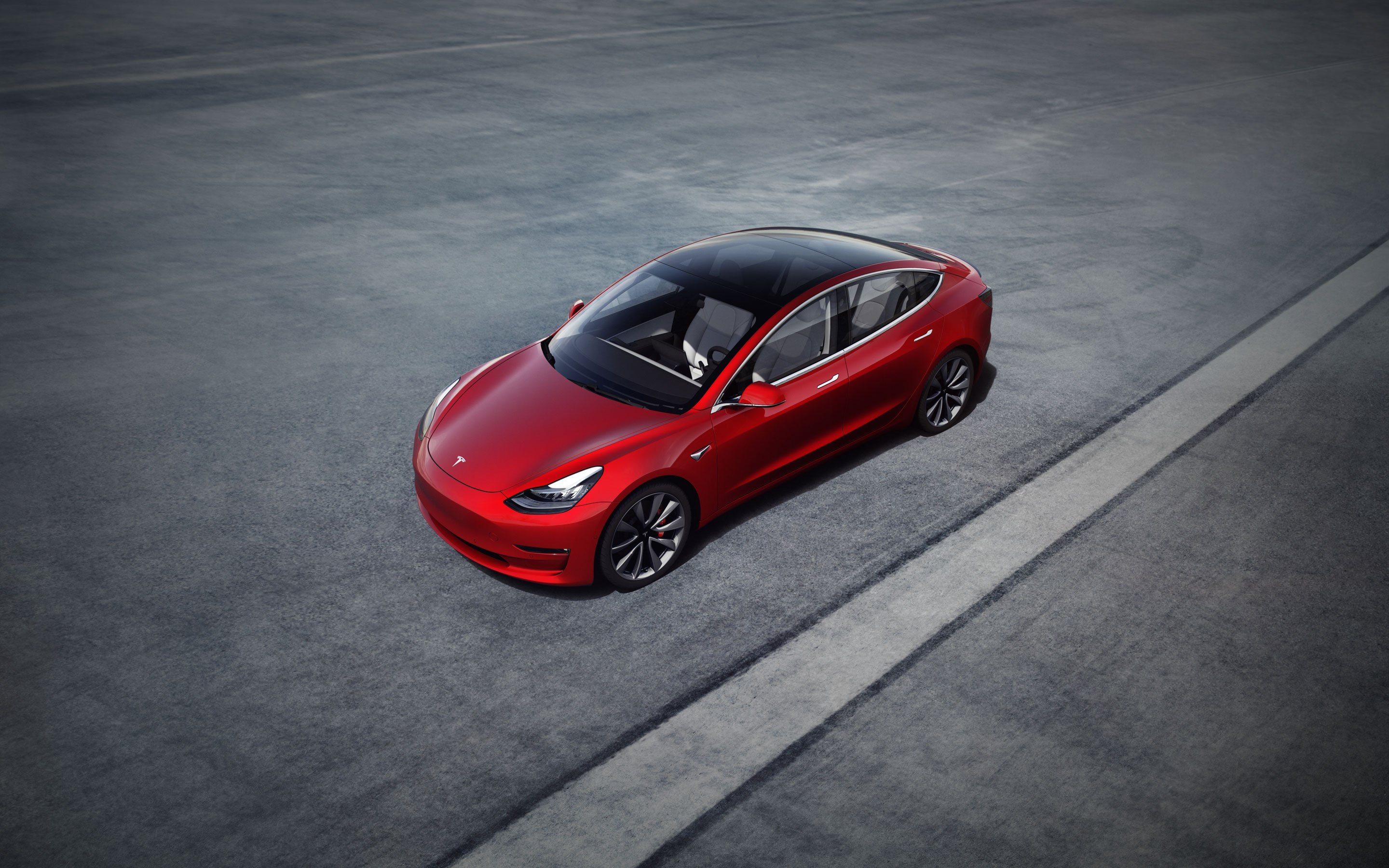 Tesla Model 3 : un pack circuit à 5500 dollars pour les amateurs de sensations fortes