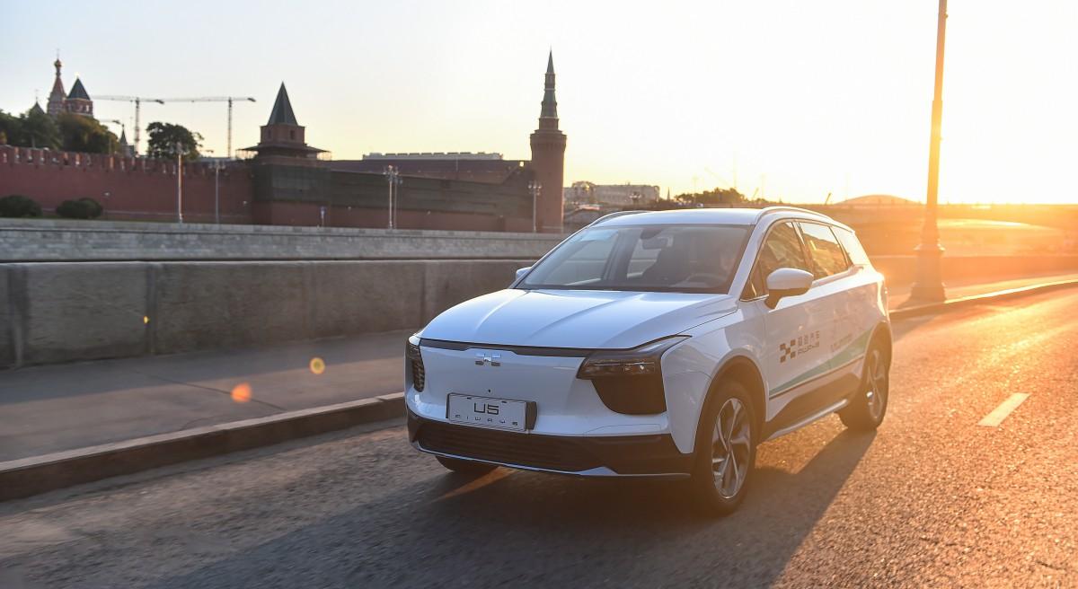 Aiways U5 : le SUV électrique chinois serait lancé à moins de 40 000 euros