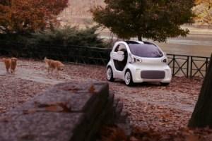 Dites coucou à YoYo, cette voiture électrique imprimée en 3D à moins de 6000 euros