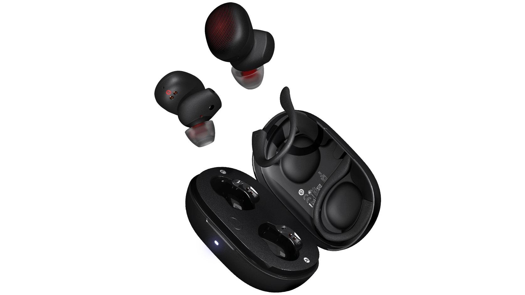 Amazfit PowerBuds : des écouteurs true wireless dédiés au sport qui suivent votre cœur
