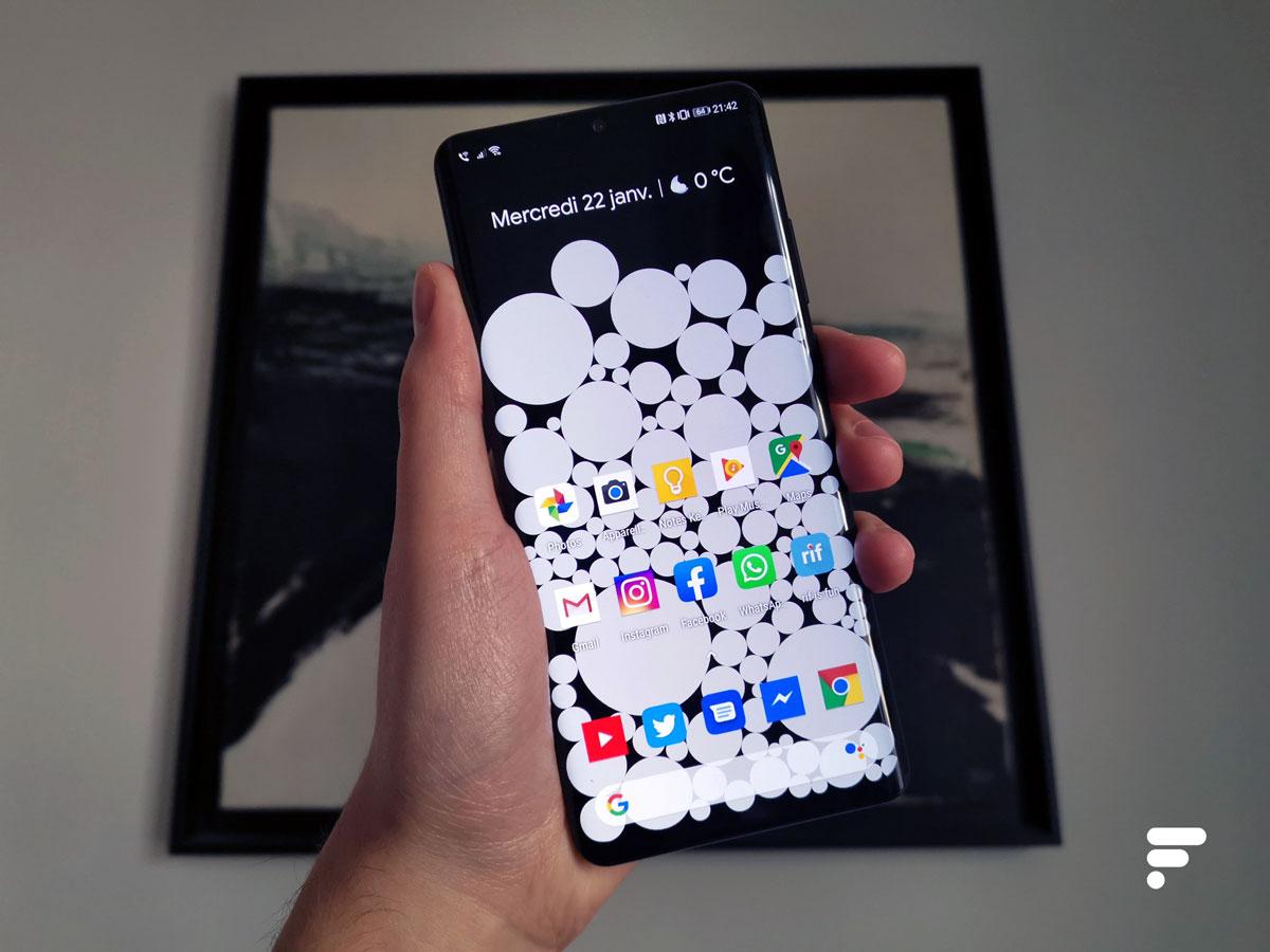 L'app de la semaine : mon fond d'écran fait des bulles pour m'empêcher d'être accro