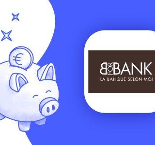Notre comparateur de banques s'enrichit avec B for Bank