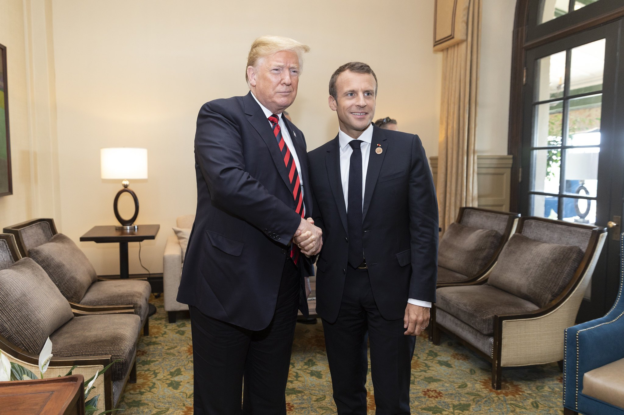 Taxe «GAFA»: la France souhaite un compromis avec les États-Unis