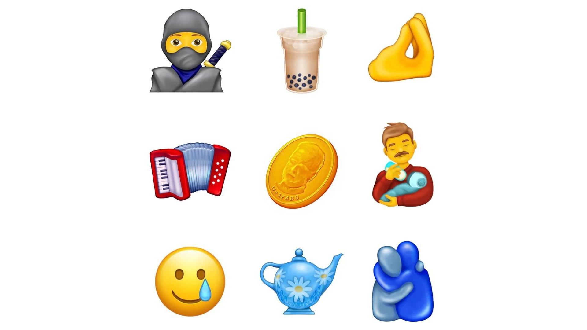Android 11 et iOS 14 : voici les 117 nouveaux émojis de 2020