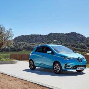 Renault envisage de prêter 300 Zoe électriques au personnel médical