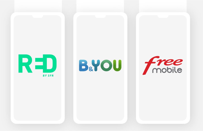 Forfait mobile : derniers jours pour les offres des soldes 2020 via RED, B&You et Free