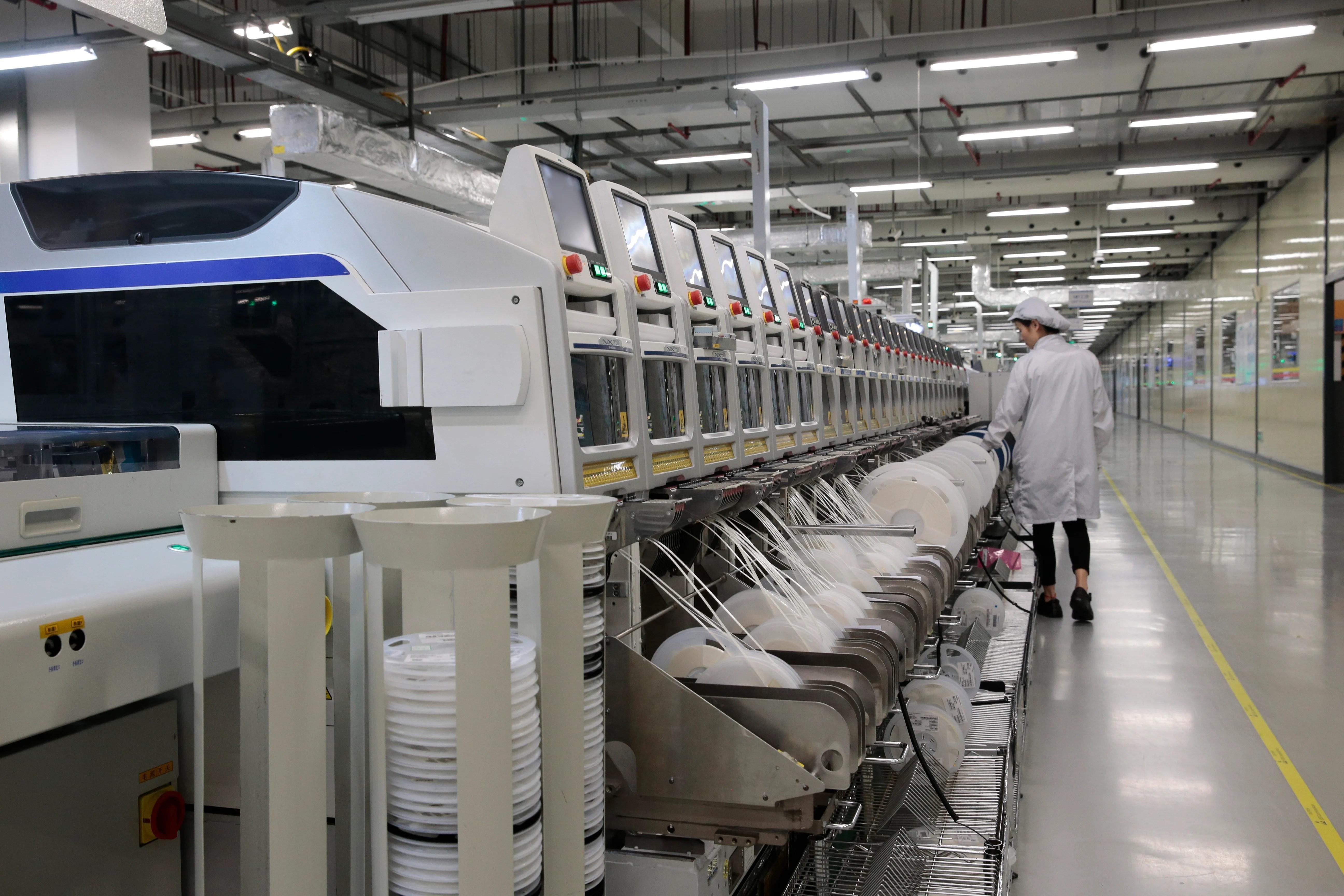 Huawei: 120 mètres pour fabriquer un flagship toutes les 28,5 secondes