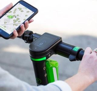 Lime absorbe JUMP, le service de trottinettes électriques d'Uber