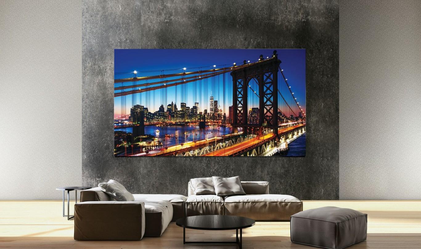 Samsung dévoile ses premières TV MicroLED 4K et 8K : la contre-attaque OLED se profile